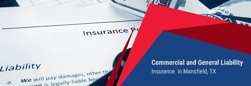 Insurance company in Mansfield, TX