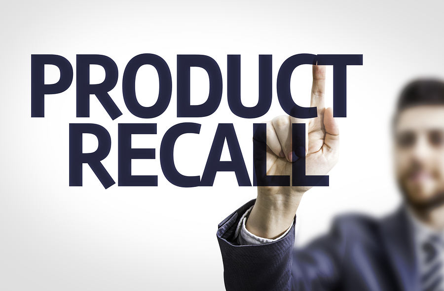 business owner calls for total recall or products