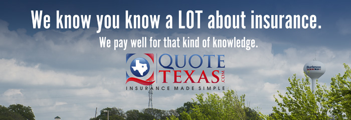Career Opportunities in Quote Texas Insurance