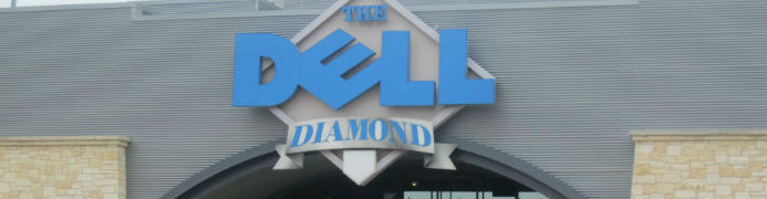 the dell diamond in round rock, texas