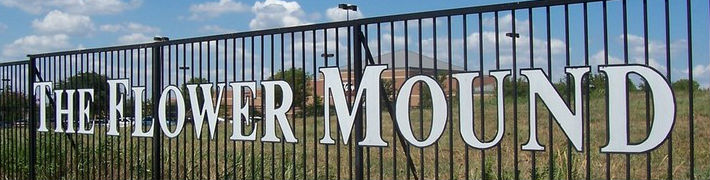 Flower Mound Sign