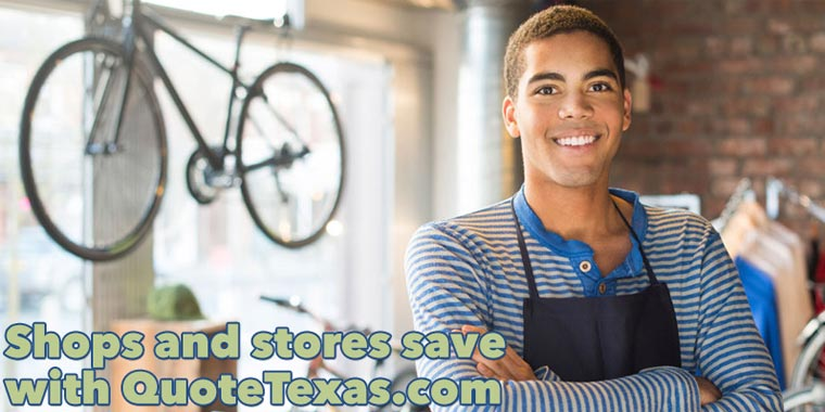 Shops and Store save with quotetexas.com